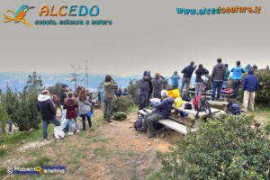 "Birdwatchers al ""Biancone day"" di Arenzano"
